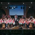 Concerti sul prato a Ostra per i 170 anni della Banda musicale