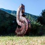 Tra 34 totem il percorso creativo della Land Art al Furlo