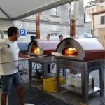 A San Lorenzo in Campo invasione di turisti e visitatori per Pizza in Piazza