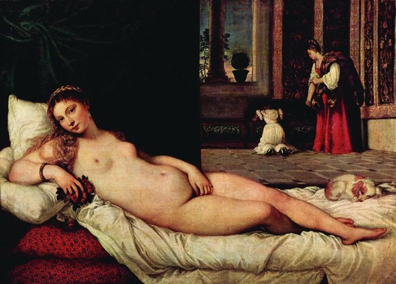 La Venere di Tiziano ad Urbino dal 6 settembre