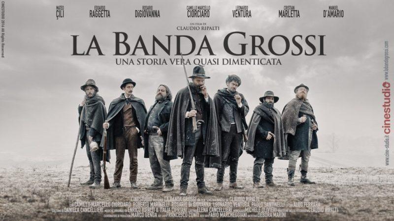 """È """"La banda Grossi"""" il primo film italiano finanziato dal web"""