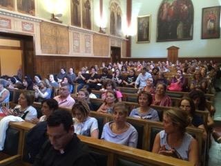 Il social Pane Fresco, da Senigallia arriva all'Università Pontificia Antonianum