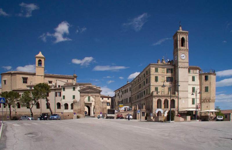 Senigallia e Morro d'Alba hanno detto no alla fusione