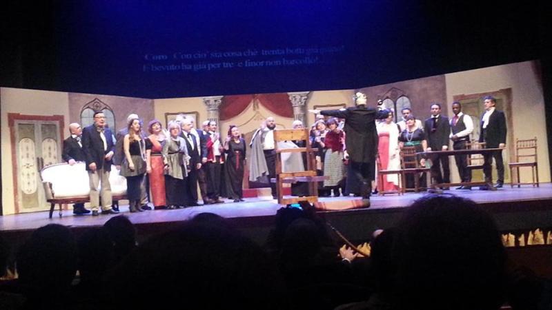 La Cenerentola diretta da Roberto Ripesi lo spettacolo lirico più atteso del 2016 al teatro Sanzio di Urbino