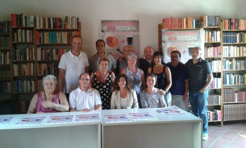 Già 1200 piatti prenotati per l'#Amatriciana solidale in piazza a Castelferretti