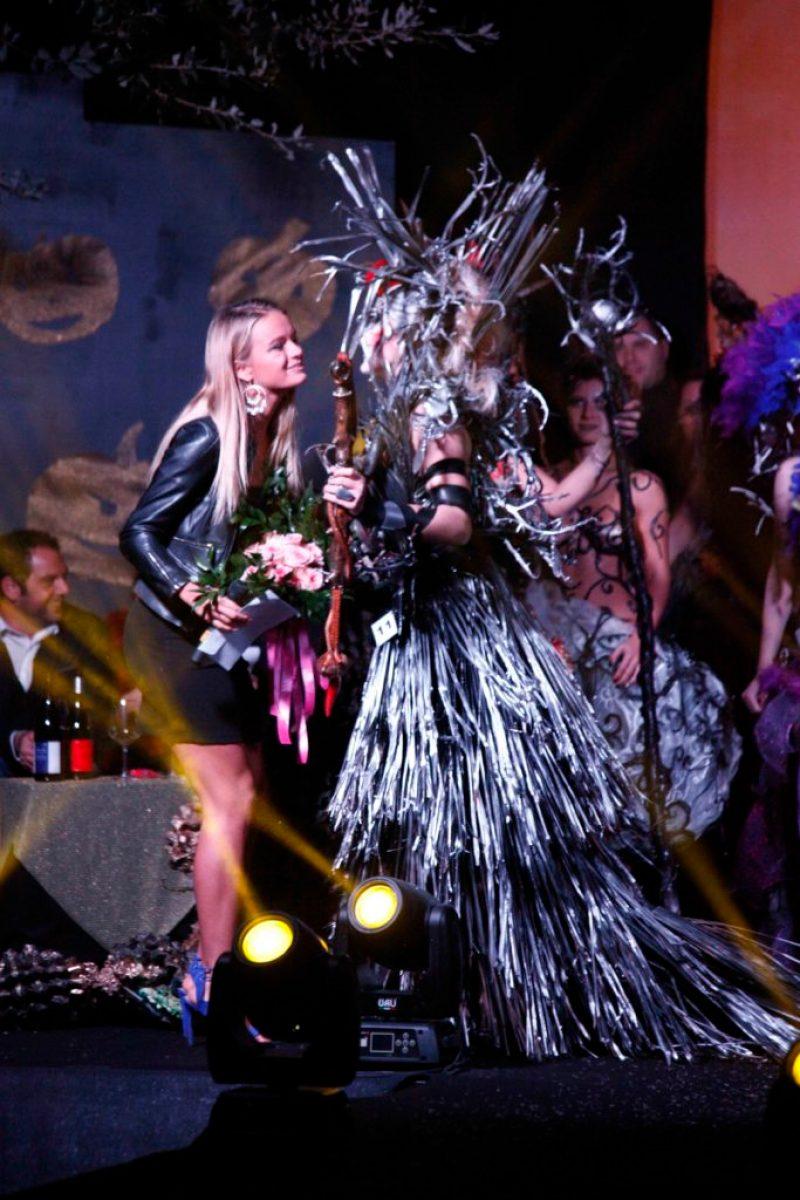 Una diciassettenne di Senigallia eletta a Corinaldo Miss Strega 2016