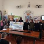Da Falconara settemila euro per attività benefiche