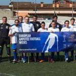 Un amore per il calcio: sabato e domenica Fano ospiterà la Nazionale italiana amputati