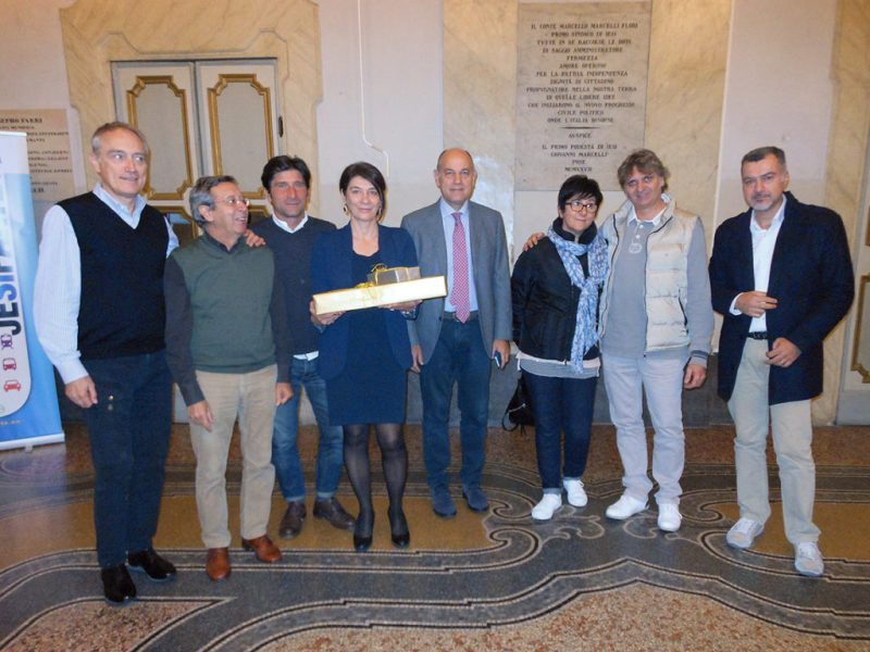 JESI / Un dono dell'Associazione Nicola Solustri per contribuire a superare il disagio giovanile