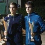 TENNIS / Alessio De Berardinis e Aurora Curzi si aggiudicano l'Open del Moie Sporting Club
