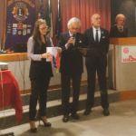 Michela Angela  Forotti nuova socia del Lions Club Senigallia