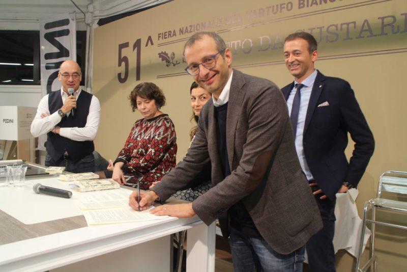 Rossini, tartufo e turismo, nasce l'asse Pesaro-Acqualagna