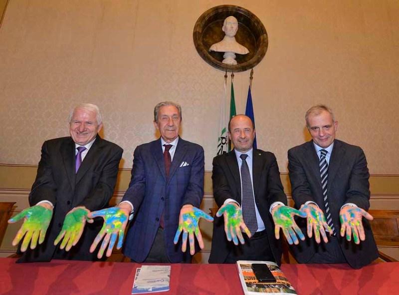 Inaugurata a Urbino la nuova sede della Confcommercio