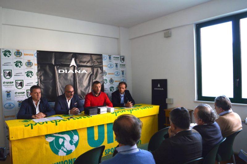 Presentato a Senigallia l'accordo nazionale Nuoto Uisp-Diana Sport