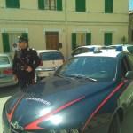 MARINA DI MONTEMARCIANO / Entra in un'abitazione e ruba di tutto, arrestata dai carabinieri
