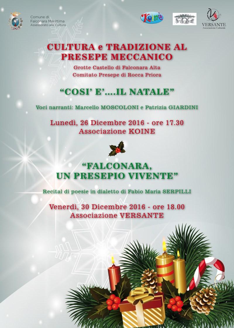 FALCONARA / Recital poetico alle Grotte del Castello