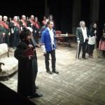 Un grande Barbiere di Siviglia fa il pienone al Teatro Sanzio di Urbino