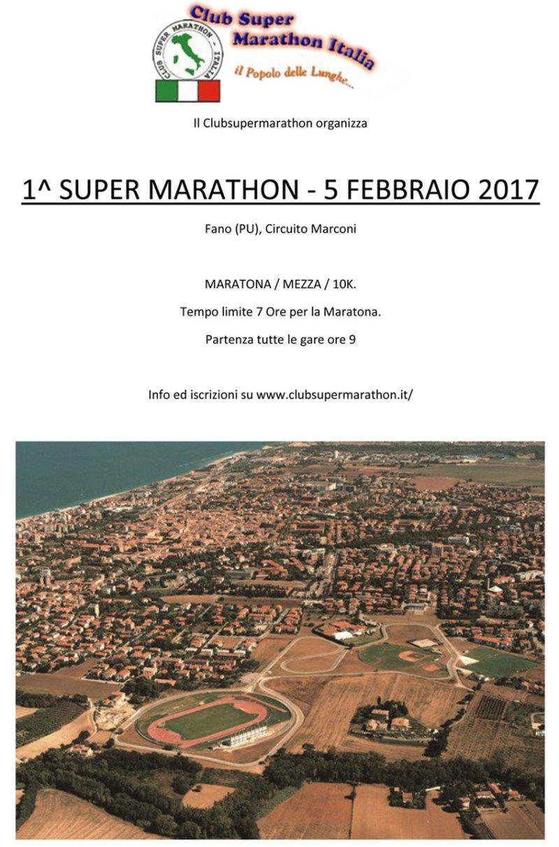 FANO / Domenica la 1^ Super Marathon sul circuito ciclistico Marconi