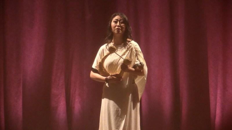 MONDAVIO / Sabato al teatro Apollo La favola di Orfeo ed Euridice