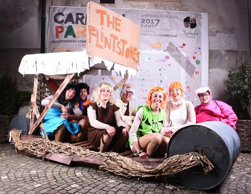 Tartufo e Carnevale, un altro evento di successo a Sant'Angelo in Vado