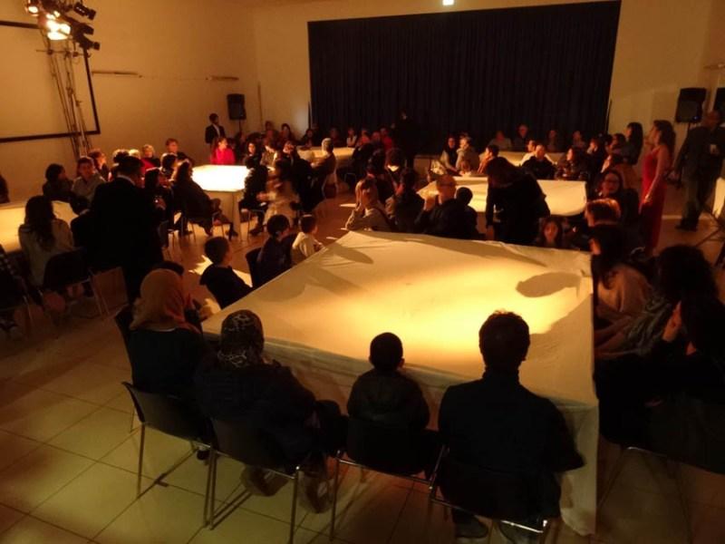 SENIGALLIA / Incredibile successo al Circolo del Cesano del teatro dell'integrazione