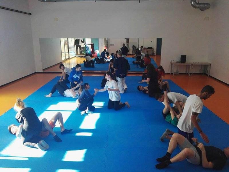 Ju jitsu, a Senigallia l'arte della difesa personale