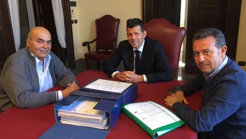 SENIGALLIA / Consegnato al sindaco il  progetto definitivo per i lavori di sistemazione idraulica del fiume Misa