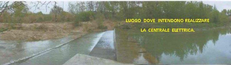 SENIGALLIA / Cresce la preoccupazione per la realizzazione di una centrale idroelettrica a Bettolelle