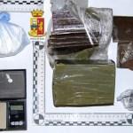 Tre marocchini arrestati a Cagli dalla polizia per spaccio di droga