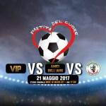 """MOIE / Domenica pomeriggio calcio solidale al """"Pierucci"""" con la partita del cuore"""