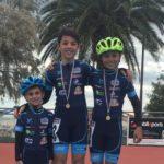 Con Nicolò Grini e Federico Tumani il Team Roller Senigallia conquista altri titoli regionali