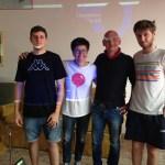 SENIGALLIA / I volontari del Servizio civile del Centro Olimpico di tennistavolo a scuola di fundraising