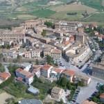 La nuova viabilità nel centro di Ostra, per il sindaco Andrea Storoni il bilancio è positivo