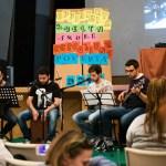 """A Senigallia si replica lo spettacolo di musica e parole """"Ri-partiamo dalla solidarietà"""""""