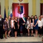 """A Senigallia inaugurato """"Moda made with Italy""""il progetto Russia-Italia"""