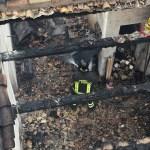 Un incendio ha distrutto una mansarda a Ripe di Trecastelli