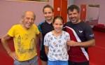 Dalla Germania a Senigallia per allenarsi al Centro Olimpico Tennistavolo