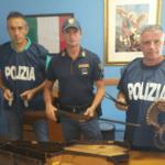 Minaccia di uccidere la compagna, arrestato a Fano dagli agenti del Commissariato