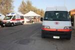 """In occasione delle fiere la Croce Rossa apre a Senigallia il """"Cri Village"""" per preparare i cittadini ad affrontare le emergenze quotidiane"""