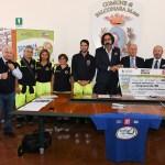 Il Gruppo Amici per lo Sport di Falconara ha chiuso il 2017 con la giornata della beneficenza e già guarda al 2018