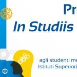 """Sabato la XXVIII edizione del premio """"In Studiis Laus"""", riconoscimenti del Rotary club Senigallia ai migliori studenti della città"""