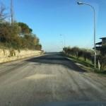 Conclusa la prima fase di lavori lungo la strada provinciale Mondaviese, tra Orciano e San Filippo sul Cesano