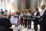 Canti di Natale a Ostra Vetere nel Santuario di San Pasquale