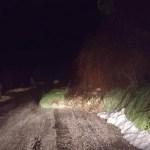 Numerose frane mandano in tilt la viabilità nella provincia di Pesaro Urbino