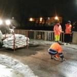 """""""In attesa della pioggia di lunedì a Senigallia prosegue il monitoraggio del Misa e dei fossi"""""""