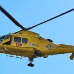 Tre feriti nel pomeriggio in un violento scontro tra quattro auto lungo la Flaminia, a Marina di Montemarciano