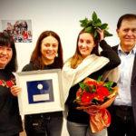 Al Campionato delle Lingue di Urbino Roberta Menchetti ha portato il Liceo Medi sul podio