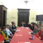 Davide Fronzi è il nuovo presidente del Comitato comunale delle Associazioni e dei Gruppi di Protezione civile