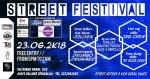 Sabato a Vallone appuntamento con lo Street Festival 2018
