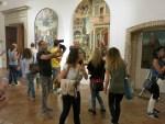 Nella magica atmosfera notturna del Palazzo Ducale di Urbino alla ricerca di indizi e fantasmi